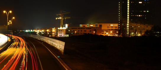 Brainport Avenue by Night