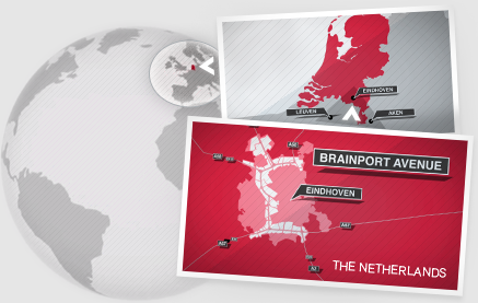 Neem de 3D tour van Brainport Avenue